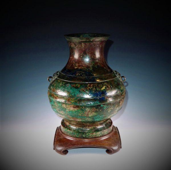 Bronze Vessel Han