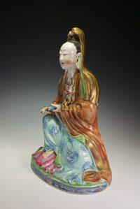 Porcelain Guanyin (2)